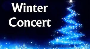12/11:  Winter Concert  - 7 PM